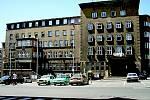 Budova děčínského magistrátu