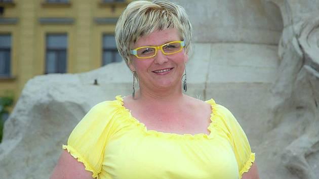 Jitka Albrechtová.