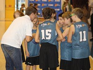 Druhy turnaj Junior NBA League