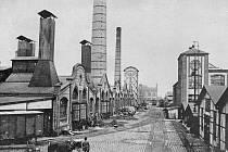 Děčínsko-podmokelské souměstí bývalo průmyslovou aglomerací s rozmanitou průmyslovou výrobou. Podle charakteristických štítů tovární haly jste jistě poznali dnešní Constellium, původně Bergmannwerke, Chaudoir, Kovohutě, Alusuisse, Alcan atd.
