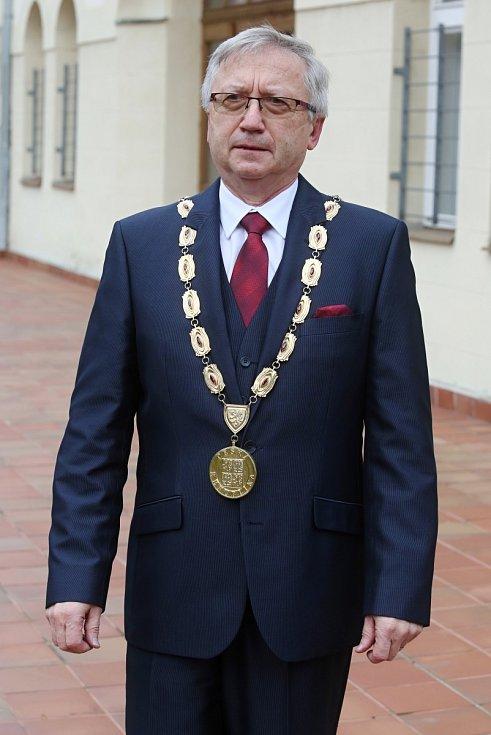 Novým primátorem Děčína se stal Jiří Anděl