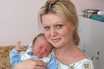 Haně Reiserové z Rumburka se 2.ledna v 11.10 v rumburské porodnici narodil syn Jan Reiser. Měřil 53 cm a vážil 3,71 kg.