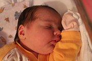 Emílie Svobodová se narodila Ivě Spurné z Děčína 16. ledna v 11.23 v děčínské porodnici. Vážila 3,8 kg.