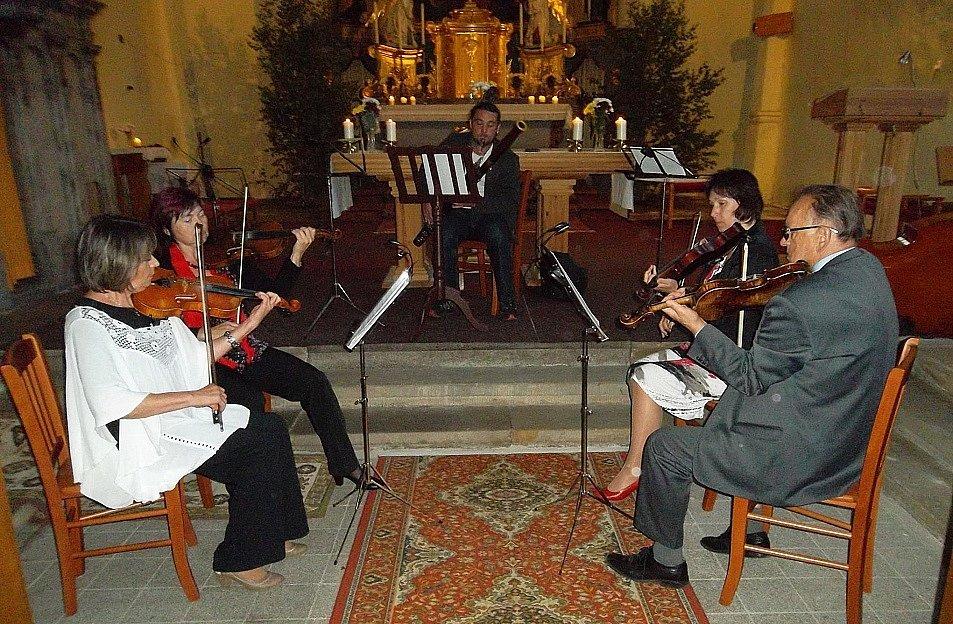 Noc kostelů 2016 v Jiřetíně pod Jedlovou