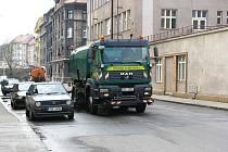 Ulice města uklidí během dubna