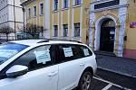 Odpor proti radarům berou ve Varnsdorfu někteří s humorem.