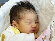 Scarlett Emily Siváková se narodila Darině a Radkovi Sivákovým z Jiříkova 25. července v 8.19. Měřila 50 cm a vážila 3,20 kg.