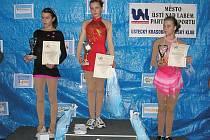 Zlatá Hana Thürlová (uprostřed).