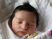 Eliška Novotná se narodila Petře a Václavovi Novotným z Rumburku 14. února v 0.41. Měřila 49 cm a vážila 3,14 kg.