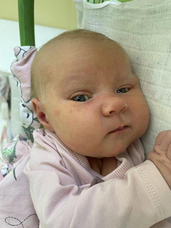 Veronika Niklová se narodila mamince Janě Niklové 23. června ve 22.27 hodin. Měřila 50 cm a vážila 3,56 kilogramu.