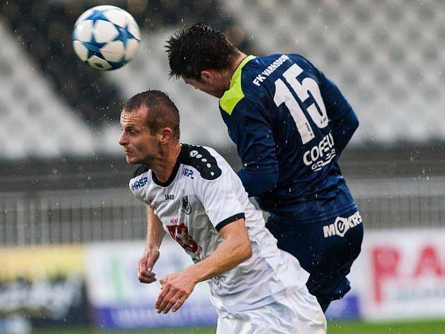 4:4! Fotbalisté Varnsdorfu se v Hradci Králové prvního vítězství nedočkali.