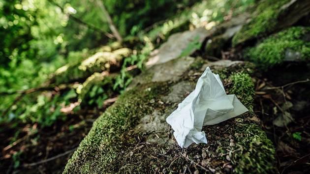 Kampaň za naše čisté hory a lesy.