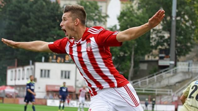 0:3! Takovou porážku si přivezl Varnsdorf ze hřiště Viktorie Žižkov.