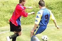 Okresní fotbalové soutěže pokračují dalšími koly.