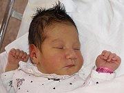 Viktorie Štrobachová se narodila Věře Štrobachové z Rumburka 12. listopadu v 15.22 v rumburské porodnici. Měřila 51 cm a vážila 3,58 kg.