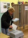 První kolo prezidentské volby v Jiříkově.