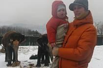 V ústecké zoo se na Štědrý den nadělovalo