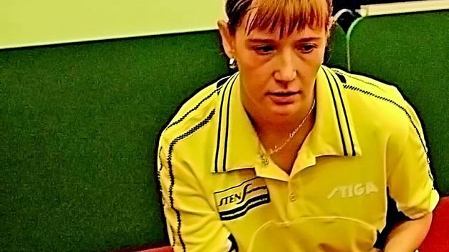 Nejúspěšnější hráčkou prvoligového týmu byla Z. Dyškantová, která získala v obou zápasech šest bodů