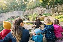 Den dětí v Zoo Děčín.