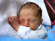 Lukášek Chaloupka se narodil Monice Vávrové z Děčína 26. září ve 12.17 v děčínské porodnici. Měřil 49 cm a vážil 2,4 kg.