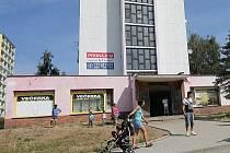 Dům, v němž Petr Trabalka pronajímá byty.