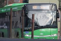 Zelené autobusy na Děčínsku.