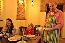 Oblíbená italská restaurace z Husova náměstí má novou adresu na Teplické.