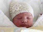 Sofie Siváková se narodila Kateřině Prušákové z Jiříkova v pondělí 15. května ve 21.25. Měřila 53 cm a vážila 3,98 kg.