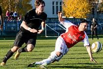 ŠLUKNOV doma prohrál derby, Rumburk zvítězil 3:1.