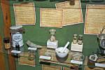 Harry Potter v děčínském muzeu.