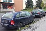 Z aut ve Varnsdorfu opět mizely značky