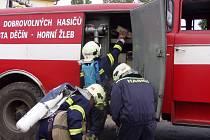 Sbor dobrovolných hasičů Horní Žleb
