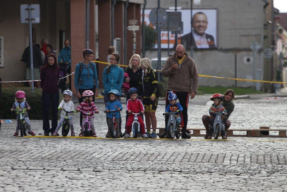CYKLISTIKA. V Rumburku se konal tradiční Tour de Zeleňák.