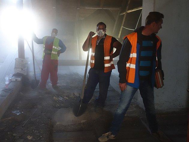 Klášter v Jiříkově čeká náročná rekonstrukce.