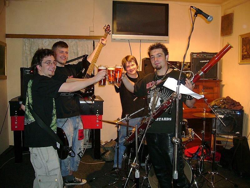 Skupina Wrata Wot Stodoli