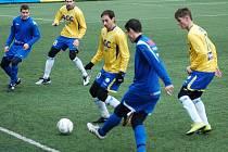 TEPLICE uspěly i ve druhém utkání, v Děčíně porazily 3:2 Roudnici nad Labem.