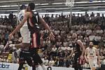 Basketbal play-off šestý zápas semifinále Děčín Svitavy