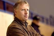 KAREL CHLÁDEK - trenér HC Děčín.