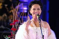 Z koncertu Lucie Bílé