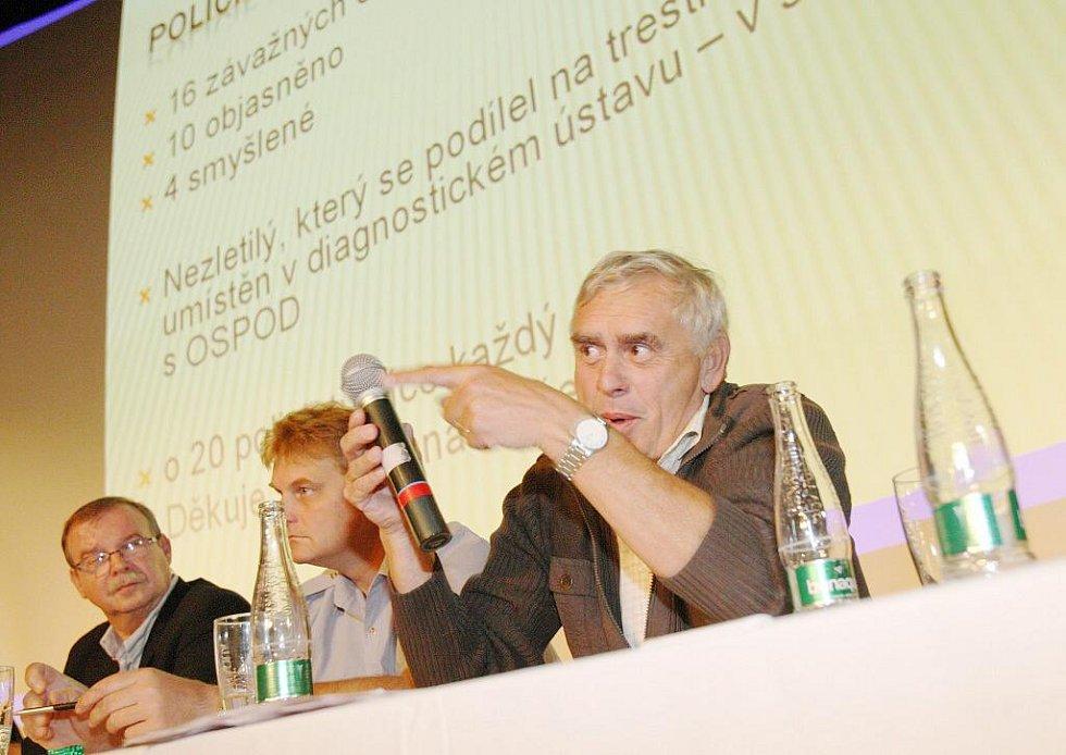 Diskuze v kině Panoráma