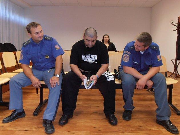 Ivan Duda u ústeckého soudu