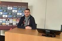 Miroslav Sabo, fotbalový rozhodčí, který pochází z Rumburka.