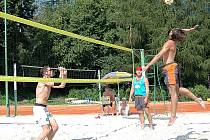 Plážový volejbal se bude hrát v Marina Baru už po dvanácté.