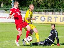 REMÍZOU 2:2 v Třinci se fotbalisté Varnsdorfu rozloučili se sezonou.