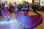 Zámecký ples v Jílovém