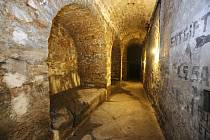 Zámek odhalí nepřístupné podzemí.