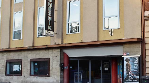 Kino Sněžník v Děčíně