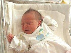 Veronice Záhonové z Varnsdorfu se 19.února v 7.40 v rumburské porodnici narodil syn Martin Mareš. Měřil 48 cm a vážil 3,8 kg.