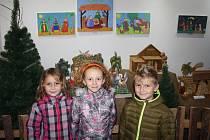 Vánoční výstava v děčínském muzeu.