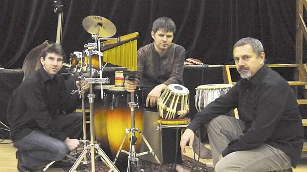 Jazzmani z tria Vibe Fantasy
